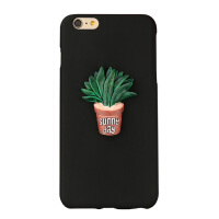 iPhone6手机壳苹果6s保护套胶硅挂脖防摔胶创意软外壳女潮男