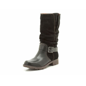 Clarks/其乐女鞋2017秋冬新款时尚休闲中筒靴National Spice专柜正品直邮