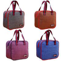 贝多美饭盒袋 上班族饭包 简约保温袋 便当包 午餐袋 学生带饭的手提袋 手拎袋 多色可选
