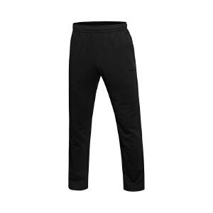 李宁运动长裤男2016新款正品训练系列平口运动卫裤 AKLL167