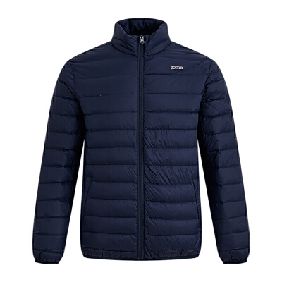 JOMA荷马轻薄羽绒服男短款轻便立领修身大码休闲冬季外套潮 预售一周内发货