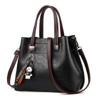 手提包女款手拎包秋冬新款斜挎女包大容量手提包单肩包百搭包包