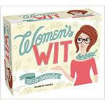 【预订】Women's Wit 2020 Mini Day-To-Day Calendar 9781449498924