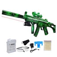 宜佳达 玩具枪 可发射水晶弹子弹 连发软弹 电动狙击枪玩具 YJD302雷蛇之巅