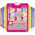 【悦乐朵玩具】儿童早教启蒙凹凸有声挂图认知卡片婴幼儿宝宝发声识字挂图看图认字母识字卡片语音汉字拼音全套1-3-6岁礼物玩具