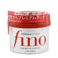 日本资生堂发膜fino发膜免蒸倒膜营养修复头发护理护发素�h油膏