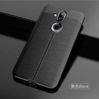 诺基亚x7手机壳皮纹Nokia 7.1保护套x3超薄磨砂男女款plus潮牌创意个性3.1 【auto皮纹Nokia x