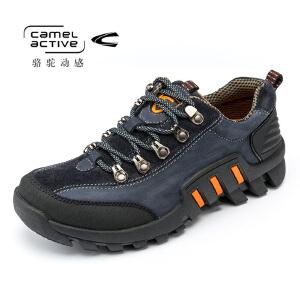 Camel Active/骆驼动感户外登山鞋靴徒步鞋运动鞋男靴越野跑步鞋