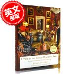现货 唐顿庄园的一年 节日庆典、传统和食谱 英文原版 A Year in the Life of Down 同名英剧唐
