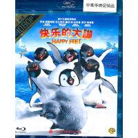 快乐的大脚(蓝光DVD)(中录华纳促销品)