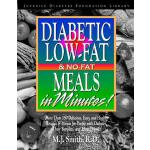 【预订】Diabetic Low-Fat & No-Fat Meals in Minutes More Than 25