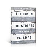 预售《穿条纹衣服的男孩》 英文原版文学小说 The Boy in the Striped Pajamas Pyjama