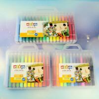 晨光水彩笔套装 软头美术绘画笔 涂鸦笔 可水洗 N0296(12色)N0297(24色)N0298(36色)N0299