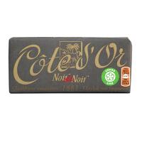 Cote D'or克特多金象 亿滋进口 黑巧克力块装150g(比利时进口) 七夕好礼 开学季 休闲小零食