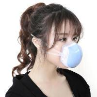 防雾霾PM2.5电动口罩智能透气呼吸阀口罩透气 防尘雾霾