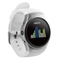 智能手表插卡心率GPS定位通话防水运动男女兼容苹果安卓 远程拍照/计步/三重定位/久座提醒 /闹铃/音乐