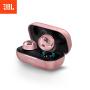 JBL T280TWS真无线蓝牙耳机 入耳式运动耳机金属充电盒