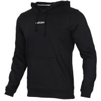 Adidas阿迪达斯男装运动卫衣休闲加绒套头衫EI4681
