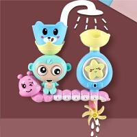 宝宝洗澡玩具婴儿益智戏水玩具套装男女孩子喷水