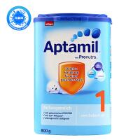 德国Aptamil爱他美婴幼儿配方奶粉1段(0-6个月)原装进口 800g 1罐装