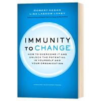 Immunity to Change 变革为何这样难 英文原版 罗伯特凯根 Robert Kegan 英文版 进口原版英