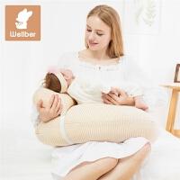 孕妇喂奶枕婴儿宝宝抱抱托授乳枕头垫 婴儿枕抱娃哺乳枕头