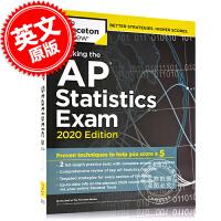 现货 2020年新版美国大学预科课程 破解AP统计学 英文原版 Cracking the AP Statistics