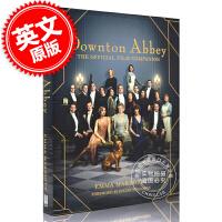 现货 唐顿庄园 官方电影指南 英版 精装 英文原版 Downton Abbey: The Official Film