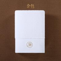 【人气】洁丽雅 五星级酒店浴巾纯棉 加大加厚儿童柔软吸水大号毛巾