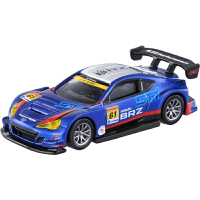 合金车模型Tomica斯巴鲁BRZ运动赛车跑车