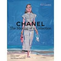 【预订】Chanel: The Making of a Collection 9781419740084