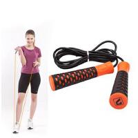 中考专用跳绳专业培林轴承跳绳成人运动健身减肥器材可调长度
