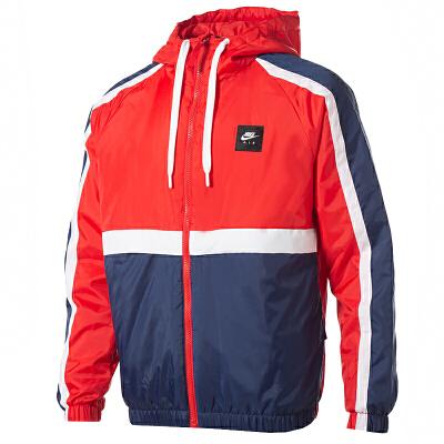 NIKE耐克男装运动棉服保暖连帽夹克外套BV5184-657 运动棉服保暖连帽夹克外套