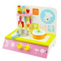 儿童过家家玩具 女孩做饭过家家厨房玩具宝宝厨具餐具套装