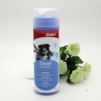 宠物洗澡吸水毛巾特大号 犬猫通用 狗狗沐浴纤维巾 宠物美容吸水巾