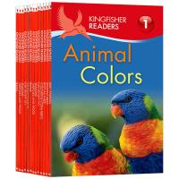 Kingfisher Readers Level 1 翠鸟分级读物系列第1级 英文原版绘本13册 儿童STEM课外教辅读