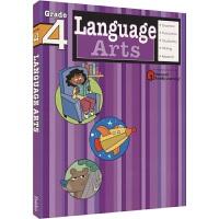 Harcourt Family Learning - Language Arts Grade 4 哈考特家庭辅导英语语言