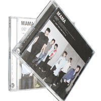 EXO-M EXO-K 迷你专辑MAMA 2CD 写真 签名小卡(双版本)正版