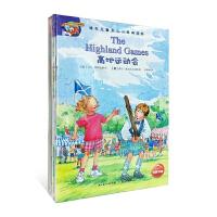 培生儿童英语分级阅读第8级培生英语绘本小学三四五年级剑桥少儿英语儿童适合6-7-8-9-10-11-12岁小学生课外读物