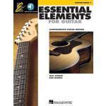 【预订】Essential Elements for Guitar, Book 1: Comprehensive Gu
