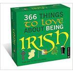 【预订】366 Things to Love about Being Irish 2020 Day-To-Day Ca