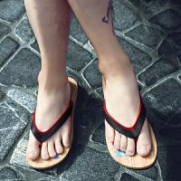 男士人字拖夏季耐穿户外凉拖夹脚拖鞋男时尚休闲沙滩鞋潮流拖鞋潮夏季百搭鞋