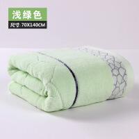 加厚纯棉全棉婴儿吸水柔软大浴巾酒店宾馆 70*140厘米