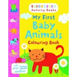 Bloomsbury Activity Books: My First Baby Animals Colouring