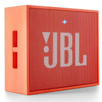 【礼品卡】JBL GO音乐金砖 随身便携HIFI 蓝牙无线通话音响 户外迷你小音箱 长续航 黄