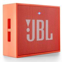 JBL GO音乐金砖 随身便携HIFI 蓝牙无线通话音响 户外迷你小音箱 长续航 共8个颜色下单可备注