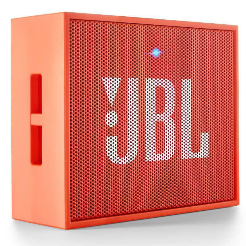 JBL GO音乐金砖 随身便携HIFI 蓝牙无线通话音响 户外迷你小音箱  长续航 共8个颜色下单可备注 无线通话  8个颜色可备注颜色或默认发黄色