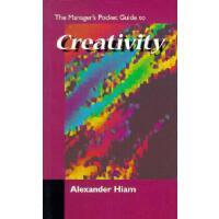 【预订】The Managers Pocket Guide to Creativity