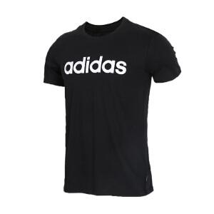 Adidas阿迪达斯 男装  男子运动休闲圆领短袖T恤 CV9315