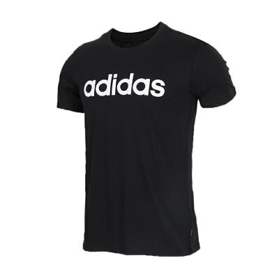 Adidas阿迪达斯 男装  男子运动休闲圆领短袖T恤 CV9315男子运动休闲圆领短袖T恤